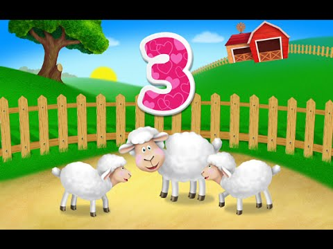 "Math Games Singapore Maths ""Educational  Apps For Toddlers & Pre-schoolers"" Android Apps Video #2"