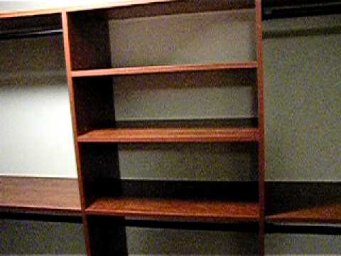 Storage System For Attic Closet By Closet Tailors Of Middleton, WI