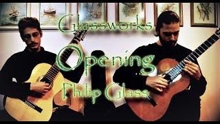 🎸 Glassworks (Opening) de Philip Glass