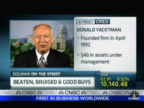 David Dreman and Donald Yacktman on Finding Value In Beaten-Down Stocks