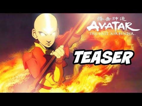 New Avatar Series 2020.Avatar The Last Airbender Netflix Teaser Episode 1 Test