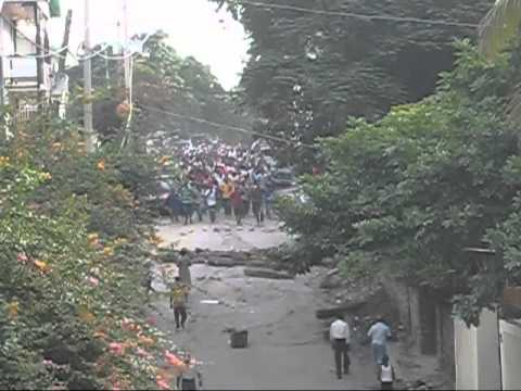 December 8, 2010 - Haiti Election Protests