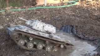 Video RC Tanks 1/16 KV1 Full metal download MP3, 3GP, MP4, WEBM, AVI, FLV November 2017