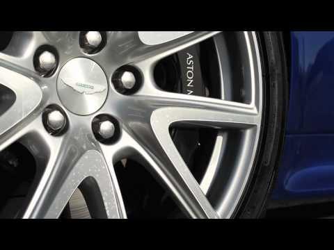 The new Aston Martin V8 Vantage S