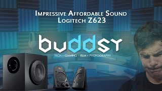 Logitech Z623 THX Certified Sound System Review/Thoughts
