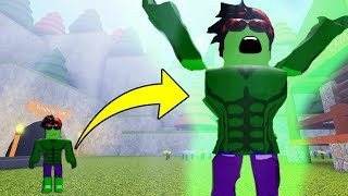 THE HULK JOINS MY GAME!! (Roblox Flee The Facility)