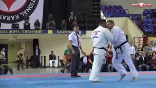 Ryunosuke Hoshi vs Patrik Sypien. Open Baltic Cup 2018