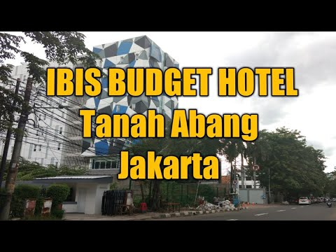 Ibis Budget Hotel Tanah Abang Jakarta | Room Tour and Impressions | Hotels in Jakarta
