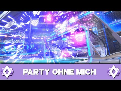 Party OHNE MICH... 🚀 Rocket League Ranked German Gameplay thumbnail