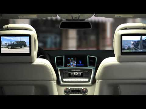 Full download rear seat entertainment system 2014 for Mercedes benz rear seat entertainment system