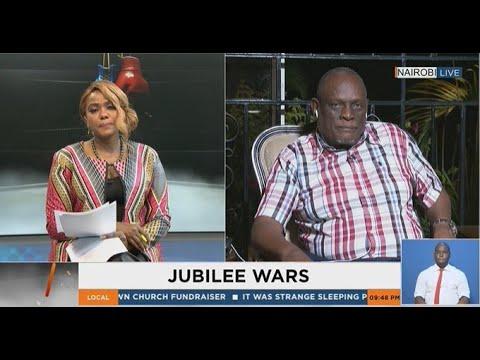 Murathe: Ruto already left Jubilee | Punchline