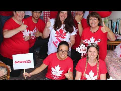 Happy Birthday Canada! Goway Travel celebrates Canada's 150th!