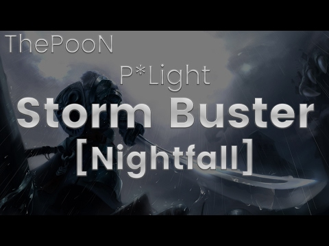 P*Light - Storm Buster [Nightfall]