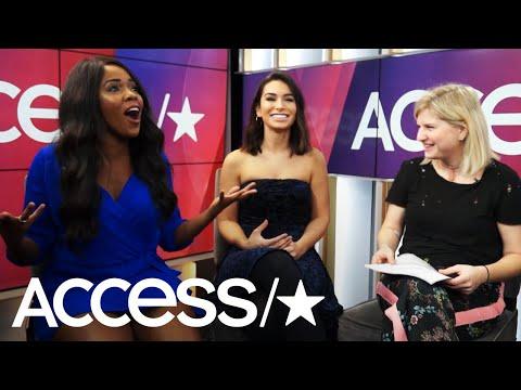'The Bachelor': Jasmine Goode & Ashley Iaconetti Break Down The 2-On-1 Date | Access