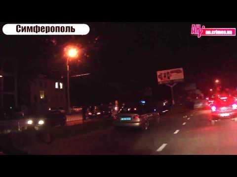 авария на чертовом участке проспекта Победы