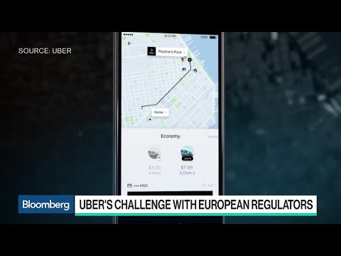 China's Didi and Rival Uber Go Head-to-Head in Europe