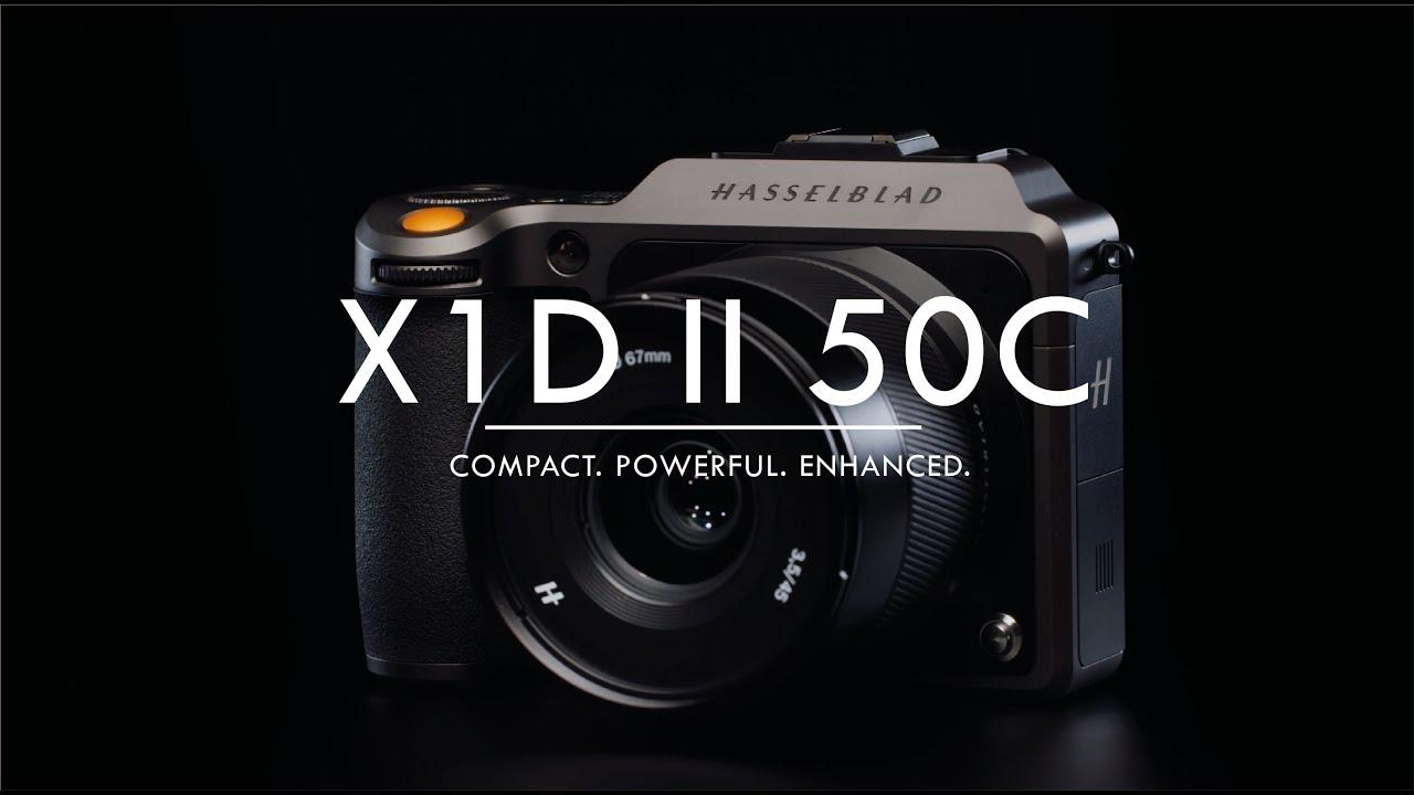 X1D II 50C