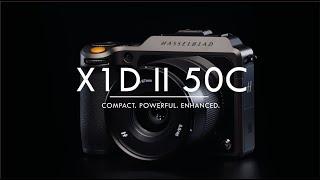 Hasselblad X1D II 50C Compact Medium Format