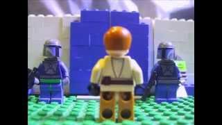 LEGO Star Wars - Mandalorian Outpost Assault
