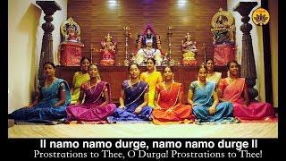 Durga Chalisa by Navadurgas - Vande Guru Paramparaam