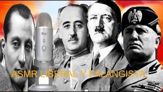 ASMR español. El ASMR más fascista del mundo.