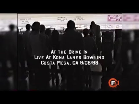 At The Drive In | Kona Lanes Bowling (HD uncut) 1998