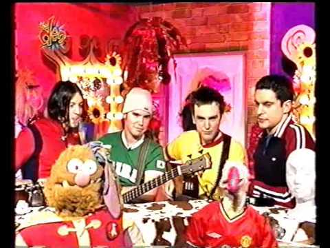 The Revs on the Den. RTE 2002. Funny!