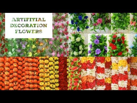 Decorative artificial flowers shopping| Home Decor Items at Cheapest Price shopping