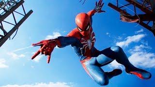 Человек-Паук — Русский кинематографичный трейлер выхода игры (2018)