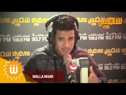 Mohamed Ali Tounsi chante un morceau de RAP