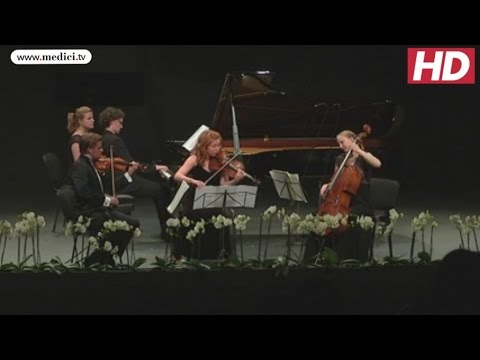Verbier Festival Encounters  - Mahler, Quartet for piano and strings in A minor