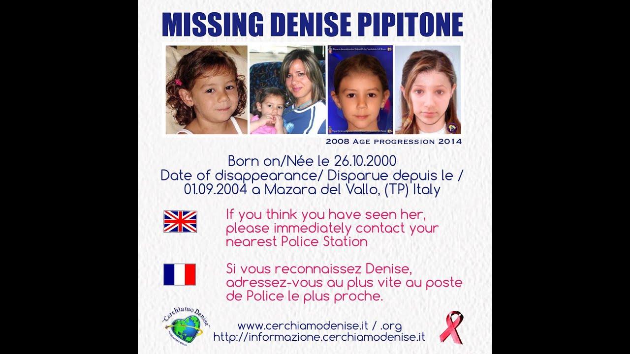 Missing Denise Pipitone