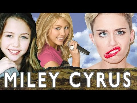Miley Cyrus - Before They Were Famous