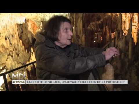 SUIVEZ LE GUIDE : La grotte de Villars, un joyau périgourdin de la préhistoire