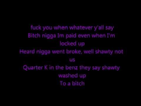 T.I.Feat Trey Songz Oh Yeah Lyrics