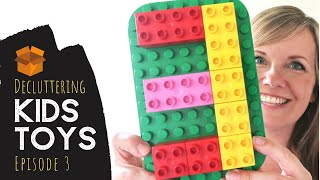 3 Ways To Get Kids Excited To Give Away Toys! (simplifying Toys Series Ep. 3)