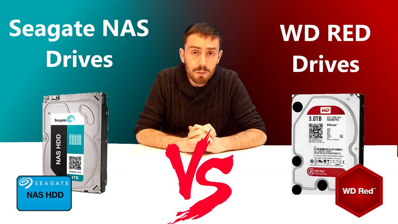 Wd Red Vs Seagate Nas Drives With Spantv Youtube Hdd 4tb Purple Sata3 35