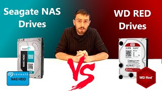 WD Red VS Seagate NAS Drives - with SPANTV