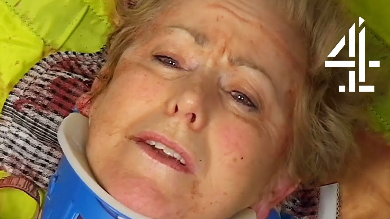 """I've Ruined Her Birthday"" Injured Grandmother Has a Heartbreaking Thought 