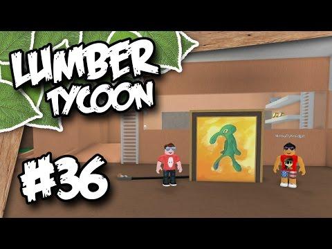 Lumber Tycoon 2 #36 - BOLD AND BRASH w/ImaFlyNmidget (Roblox Lumber Tycoon)