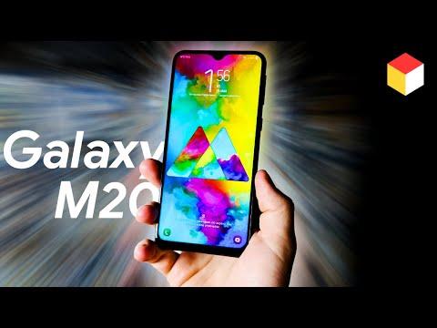 Первые впечатления от Samsung Galaxy M20 – Батарея на 5000 MAh 💪🏻