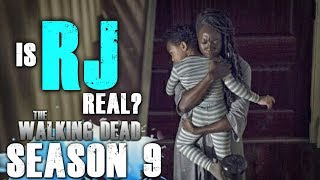 The Walking Dead Season 9 - Is RJ even Real?