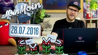 #MoinMoin mit Nils | Nils' größter Hater, RTL Nitro & Eduard Laser vs He-Man | 28.07.2016
