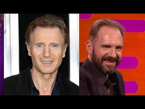 Ralph Fiennes and James Nesbitt on being mistaken for other actors  The Graham Norton  – BBC