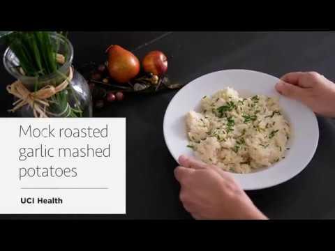 How do you make low carb cauliflower mashed potatoes