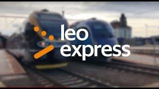 Párty Kýbl + LEO Express   dvojitá trakcia   9.3.2018 Praha hl.n.