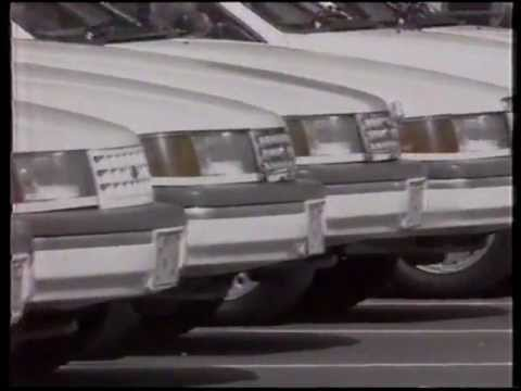 Australian Limo Industry In The Early 90s