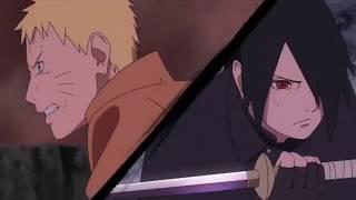Spin and Burst Remix (Matt Houston Remix) + Naruto and Sasuke vs Momoshiki Otsutsuki Fight [Ep. 65]