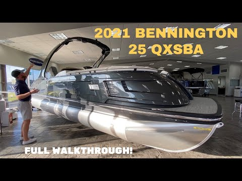 2021 Bennington 25