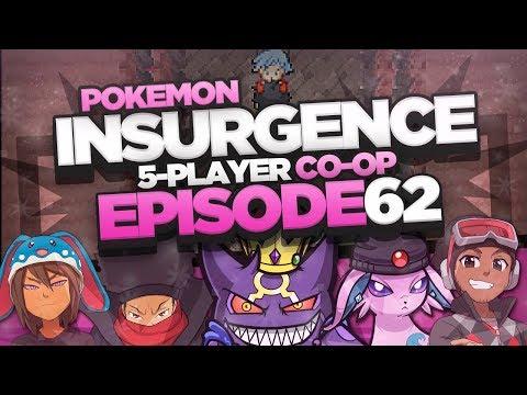"Pokémon Insurgence 5-Player Randomized Nuzlocke - Ep 62 ""THE TIMELESS: STEVEN"""